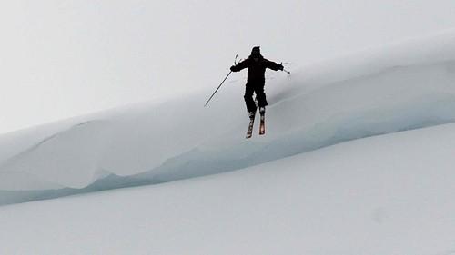 Tamarack Ski Resort by: Snowman