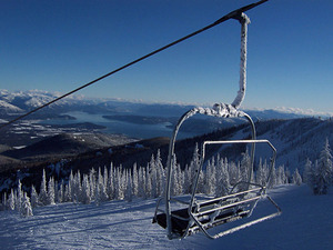 Schweitzer Mountain photo