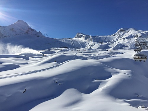 Kaprun Ski Resort by: Snow Forecast Admin