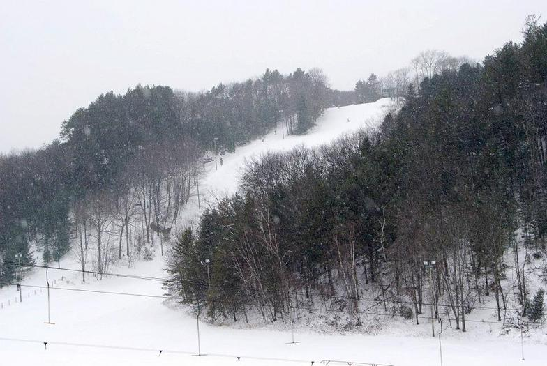 Midwest Skiing USA, Bruce Mound