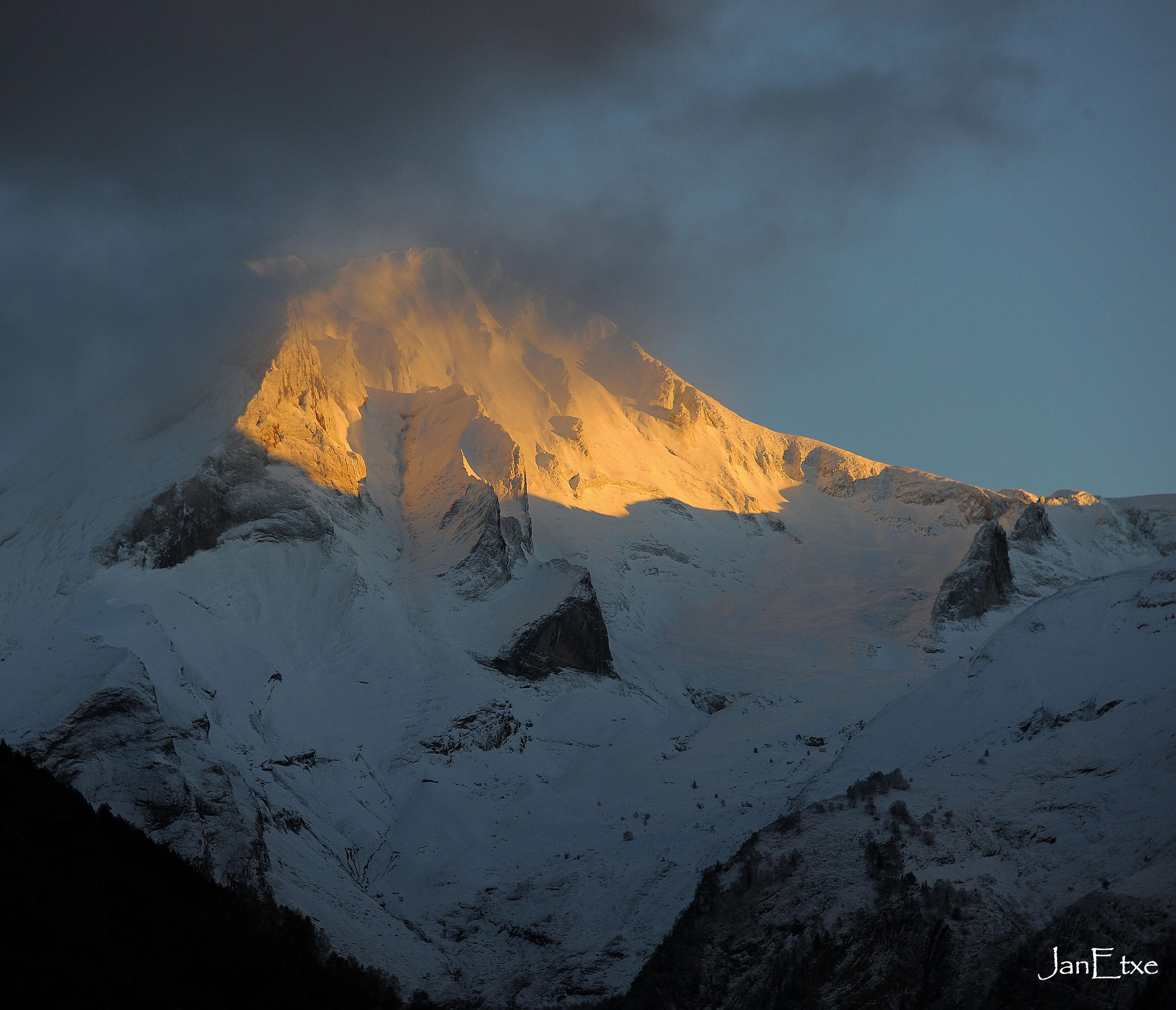 Pic de Ger 2613m, Gourette