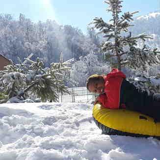 FUN WİTH SNOWTUBİNG, Kartepe