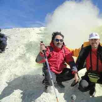 mount taftan, Mount Damavand