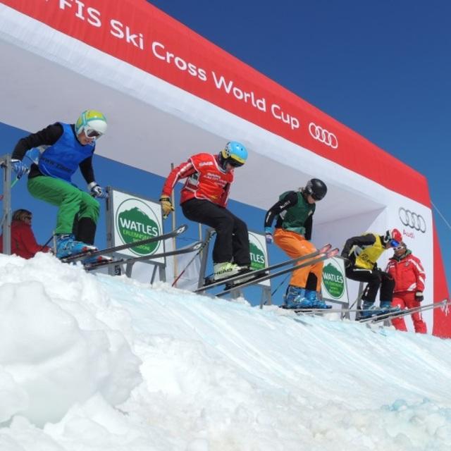 Skicross Watles, Malles-Burgusio