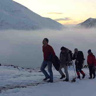Mountaineering in Arak, Mount Damavand