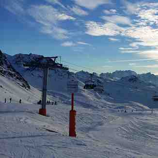 Sunday 20th December 2015, La Plagne