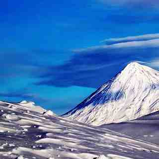 Mount Damavand Snow: Damavand