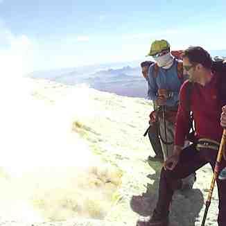 taftan 12/9/94 khash, Mount Damavand