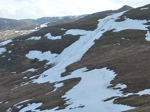 Stybarrow Dodd to tow, Raise (Lake District Ski