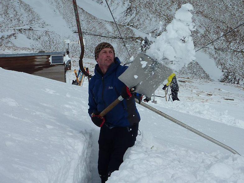 The Lake District Skiing and Digging Club, Raise (Lake District Ski