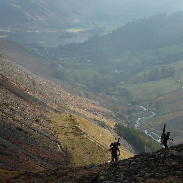 Walk in..., Raise (Lake District Ski