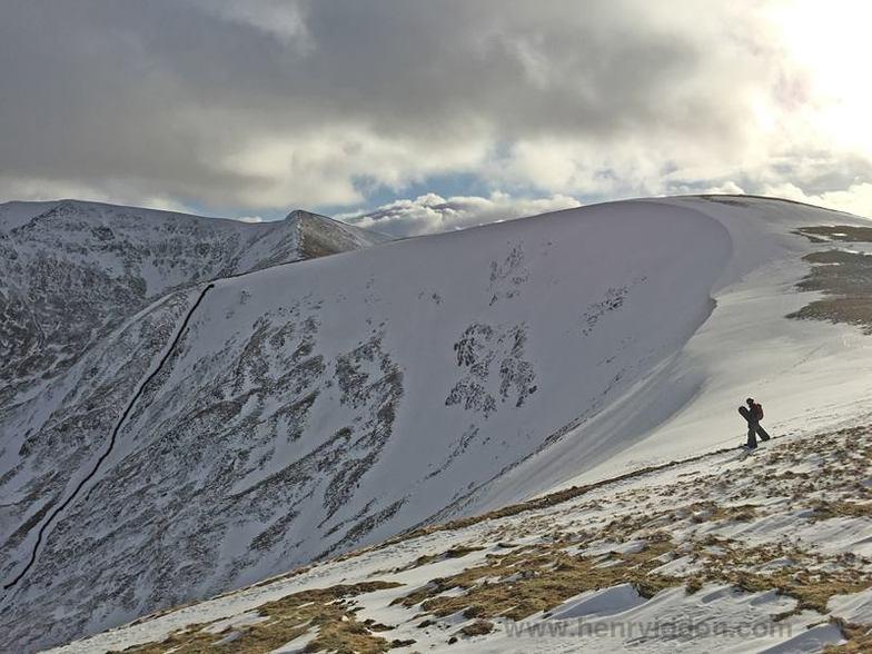 Raise (Lake District Ski