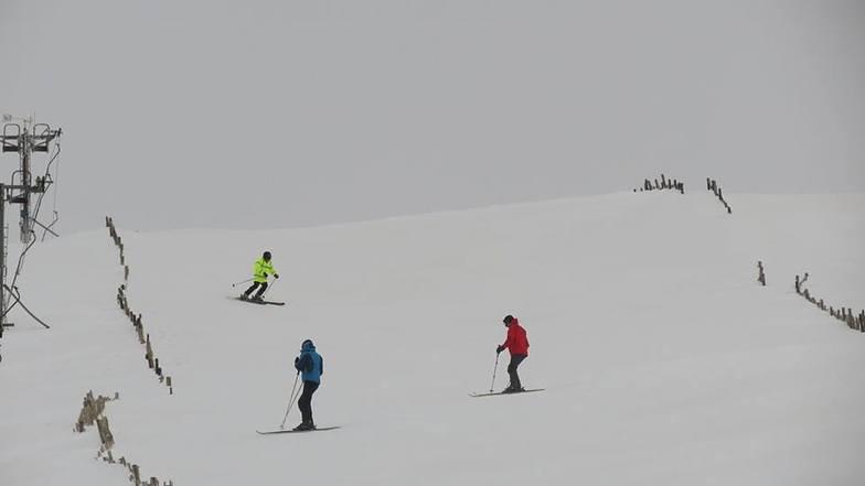 President's Run, Raise (Lake District Ski