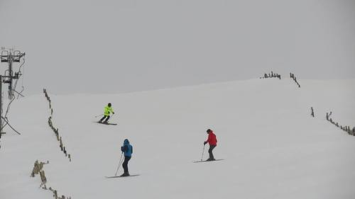 Raise (Lake District Ski Ski Resort by: Mike Sweeney