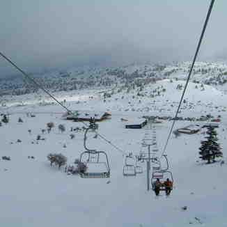 Kalavrita-Greece, Kalavryta Ski Resort