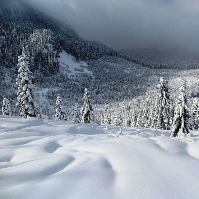 Snoqualmie Pass Mountain pass in Washington, Summit at Snoqualmie