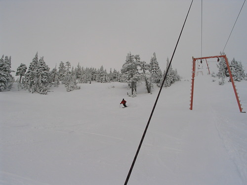 Mount Cain Ski Resort by: bob romanow