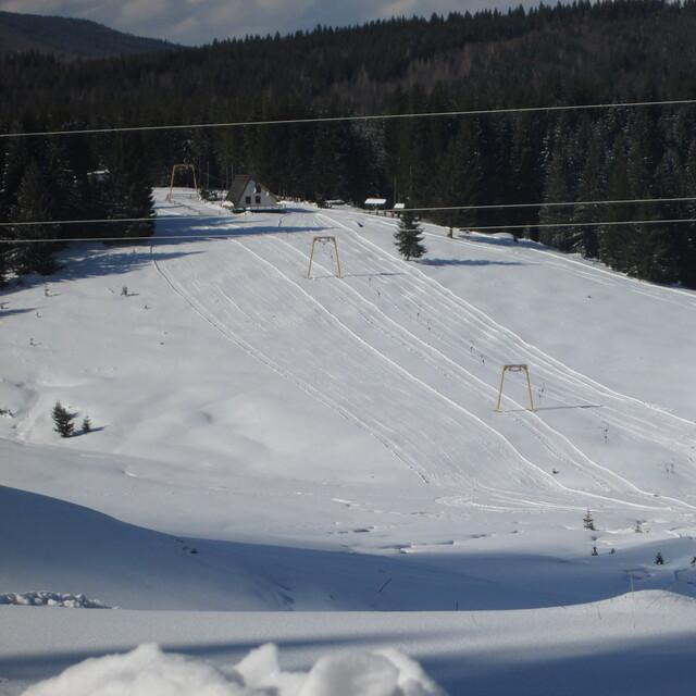 ski slope BRAZI, Izvoare