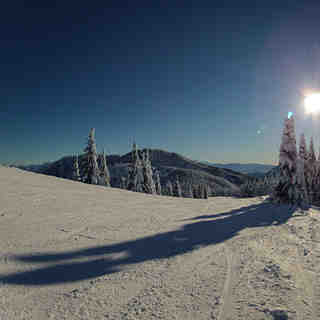From The Red Chair, Sasquatch Mountain Resort