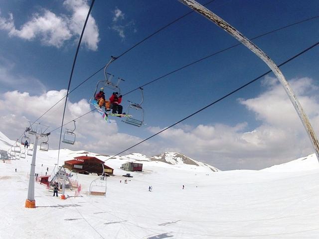 ski tochal....amo nazar