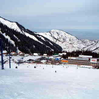 Chimbulak resorts, Shymbulak