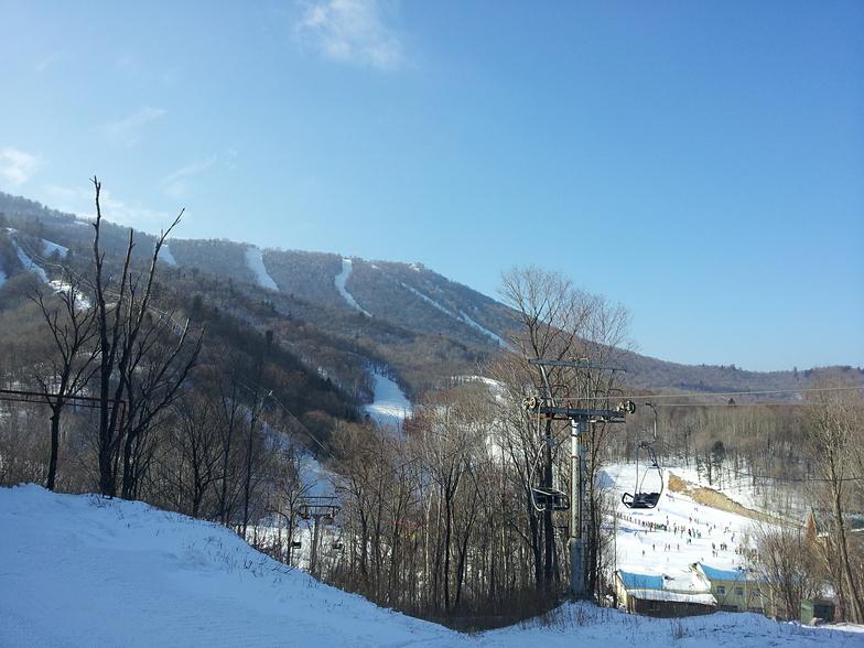 Yabuli snow