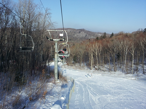 Yabuli Ski Resort by: Byung Chun,Moon