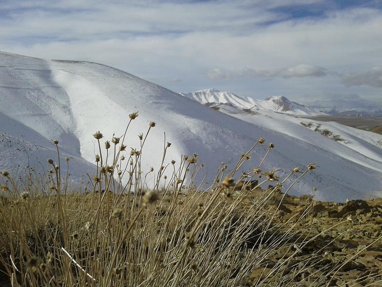 mount sefidkhani arak, Mount Damavand