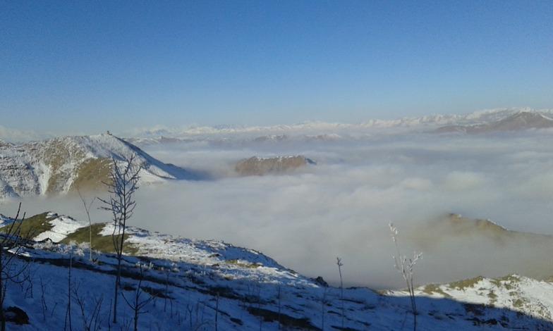 mount around arak, Mount Damavand