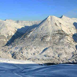 Skeena Mountains, BC, Last Frontier Heliskiing