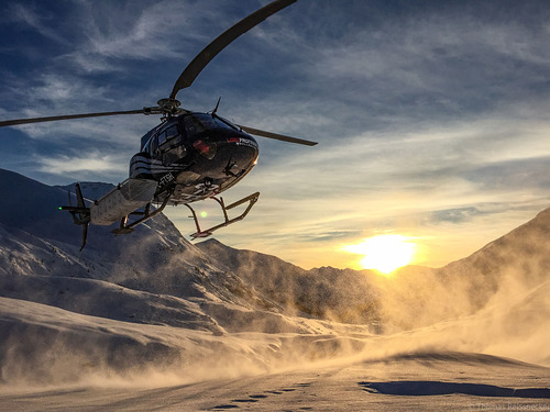 Last Frontier Heliskiing Ski Resort by: Snow Forecast Admin