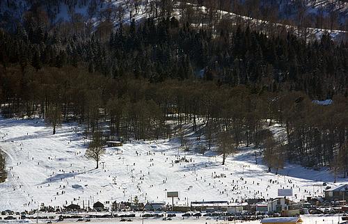 Bakuriani Ski Resort by: Konstantin RD