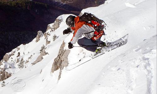 Ussita Frontignano Ski Resort by: Powder Mob