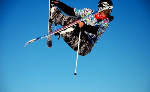 Copper Mountain Ski Resort by: DrSnuggles