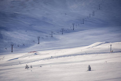Uludağ Ski Resort by: levent iyici