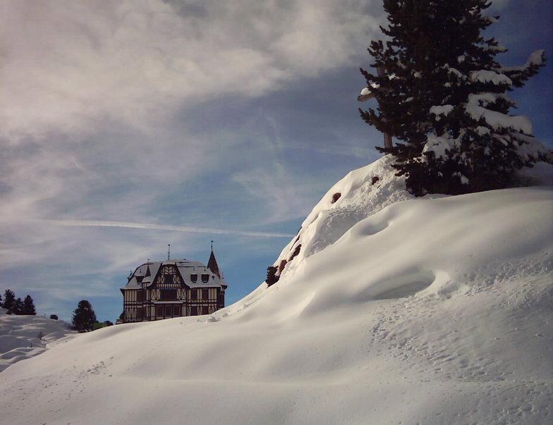 Riederalp - Aletsch snow