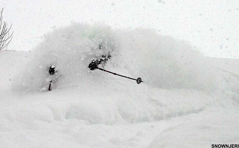 Powder Madness in Brezovica