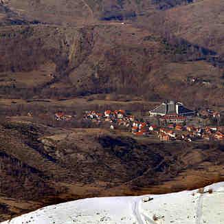 Brezovica village