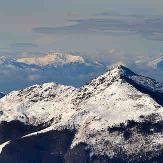 Pashallore peak 2092m, Brezovica