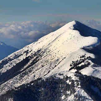 Oshlak peak 2212m, Brezovica