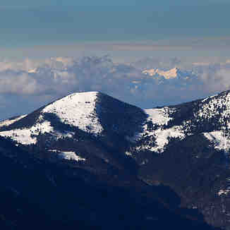 Koxha Ballkan peaks, Brezovica