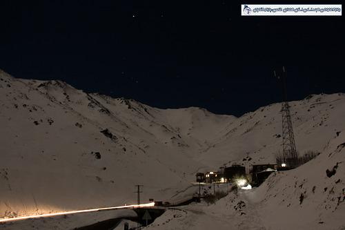 Tarik Darreh Ski Resort by: pedram hatamian