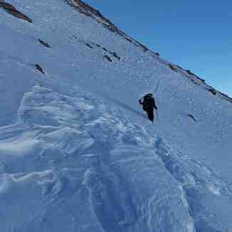 Climbing Mount Damavand by Arak flight