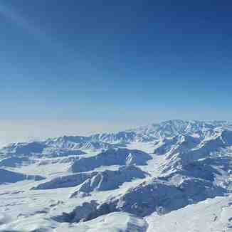Climbing Mount Damavand by Arak flight in winter 2016 - mehdi ghasemi- hamid ahmadi