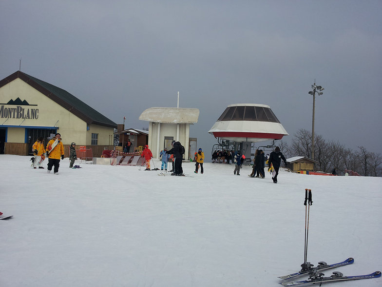 Phoenix Park, Phoenix Park Ski World