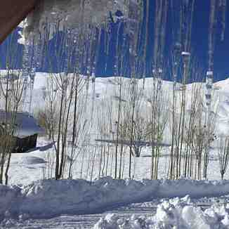 Icicle by ahmad amiri, Pooladkaf Ski Resort