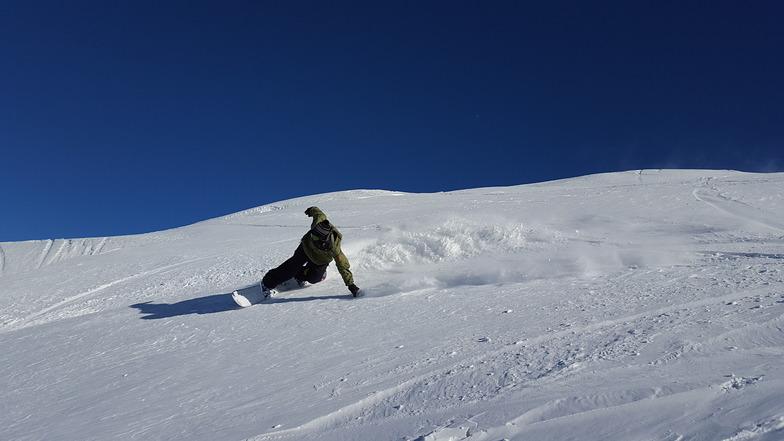 Shervin, Pooladkaf Ski Resort