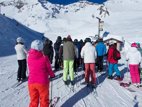 Anzère Ski Resort by: Chris Patient
