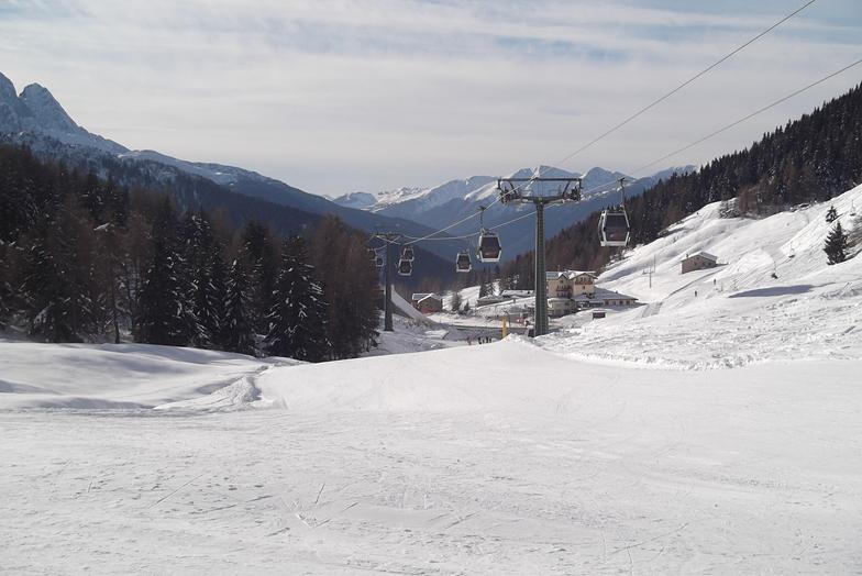 Ponte di Legno snow