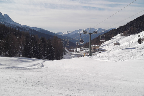 Ponte di Legno Ski Resort by: Doug Parker